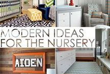 Home Decor - Nursery / Find cute baby room décor ideas, wall décor, baby bedding and baby furniture designed to keep the new arrival safe and cozy.