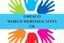 UNESCO (UK) World Heritage Sites / I aim to see as many as possible by 17th April 2017