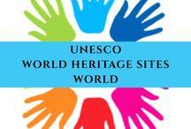 UNESCO World heritage sites (World)
