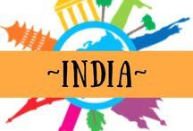 ~ INDIA ~
