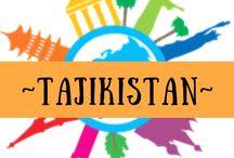~ TAJIKISTAN ~ / All about travel in Tajikistan