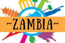 ~ ZAMBIA ~ / All about travel in Zambia
