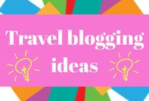 + Travel blogging ideas + / Lots of great ideas for posts for your travel blog!