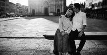 Chinese couple portrait in Florence / Couple photos in Florence