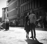 Engagement Photos in Florence / Couple engaged Photos in Florence