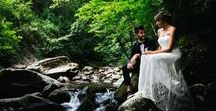 Outdoor wedding photos in Tuscany / Outdoor wedding photos in Tuscany