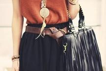 style / bohemian beauty.
