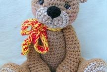 crochet / by Dora John