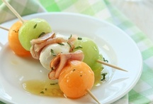 Party Food,appetizers, para servir en fiestas. / by Gladys Barberan