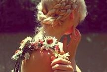 ' I`m a hippie at heart. I wear the clothes, and they`re the best.  ' ♡