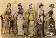 Inspiration: Victorian Era