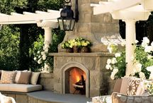 Outdoor Space / by Gina Bodio