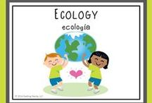 Ecology Sharing Board for Life Science / This board features all things Ecology for life science and biology- lessons, activities, videos, crafts, and labs!  Please pin more ideas than products. / by Getting Nerdy: Science With Mel and Gerdy
