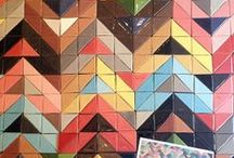 Half Square / Realised Half Square projects, as well as triangular Half Square inspiration. www.halfsquare.co.za