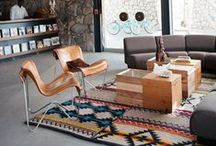 Spaces We Love / by Medallion Rugs