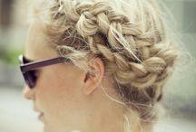 I N S P O | e v e r y d a y   h a i r / every day hair styling inspo