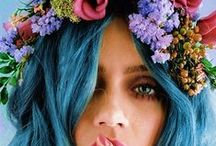 JFJ Styles: Floral Grunge / The jewellery stylists at John Franich Jewellers in Auckland have curated this collection of images. Here we are inspired by jewellery to complete your Floral Grunge look.. We love our customers. Visit us in-store or online at www.jfj.co.nz.