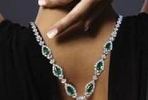 JFJ Styles: Emerald / Emerald~~Calms, balances, eases emotional upsets; clears negative energies; offers bliss & loyalty to its owner; assists in discerning information & making choices. This collection of images has been curated by the jewellery stylists at John Franich Jewellers in Auckland. We love our customers. Visit us in-store or online at www.jfj.co.nz.