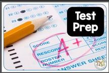 Science Test Prep / Prepare your kids for state testing!