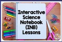 Interactive Notebook / Interactive Science Notebook Activities- tips and tools for creating an interactive notebook or INB ISN in your classroom. Foldable, cut and paste, flipbook, lessons and more for life science and biology. #INB #ISN #biology #lifescience