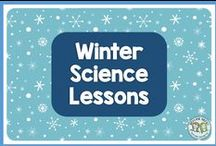 Winter Science / All things Winter holiday, Christmas, etc for the classroom and the home. Lessons, activities, and anything a teacher would find they could incorporate into their lessons or a parent can do with the kids at home!