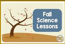 Fall Science / All things fall in the science classroom and home: halloween, leaves, thanksgiving. Lessons, activities, and anything a teacher would find they could incorporate into their lessons or a parent needs to have fun at home in the fall!