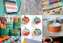 DIY - washi tape