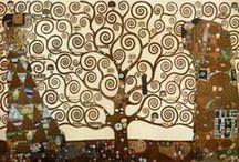 Gustav Klimt / ART - One of my favorite artists: G. Klimt