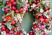 Funky Wreaths