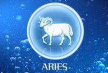 Aries / Keep updated on Daily Horoscopes, Traits and other cool Astrology Happenings that pertain to your own, special Astrological Sign!  / by Everything Astrology