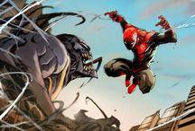 Spider-Verse. / Spider-Man Shit. / by Andrea Raquel Sarai Wolcott