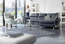 Modern Contemporary / Modern contemporary describes the current trend for comfortable, bright and relaxing interiors influenced by modern design.