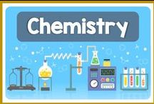 Chemistry Lessons / Teaching resources for chemistry for middle and high school grades 6-12