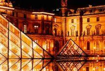 Attractions in Paris