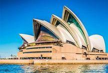 Attractions in Sydney