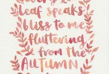 #AutumnDays - Slummy Single Mummy's Autumn Bedroom / Jo from Slummy Single Mummy has created a board with all of her ideas for a cosy Autumn bedroom, take a look and feel inspired!