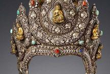 ancient Tibetan artifacts.