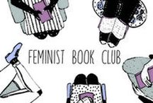Feminist Book Club / Feminist Book Club is hosted over www.cattitudeandco.uk