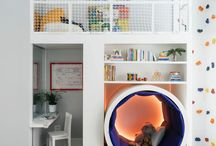 Kids Interior / Inspiration For Unique & Colorful Playrooms For Kids
