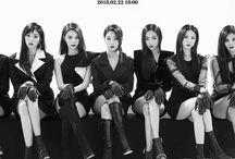 CLC ☆ / I'm In The Zone...  Bias: Elkie, Eunbin, Seunghee