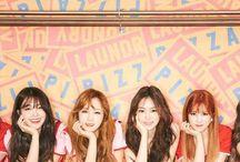 APink ❥ / L.O.V.E LUV Bias: Namjoo, Chorong, Naeun
