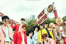 PENTAGON ⌦ / Like A Gorilla  Bias: Kino, Hongseok, Yanan, Yeo One, Wooseok