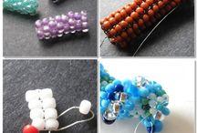 Jewelery tutorial / Parels maken