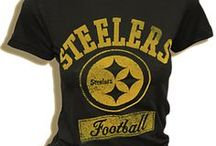 I Love My Steelers :)  / by Margaret Miser