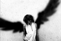 Angel wings...