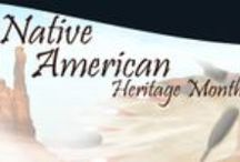 Native American Heritage Month on WXXI  / For more information visit our website at http://interactive.wxxi.org/native-american. / by WXXI Rochester