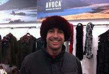 The many hats of our Energy Strategist / Let us know which hat you think Damien looks best in...