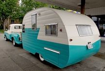 Cool Travel Trailers / by Tony Adsley