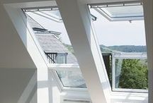 Juliet-Style Balconies for a Stunning Look / Enjoy floor to ceiling views, a greater feeling of space & more fresh air. Not to mention a stunning finish to your loft conversion that will add real value to your home. Shop for the VELUX CABRIO and FAKRO GALERIA at www.sterlingbuild.co.uk.