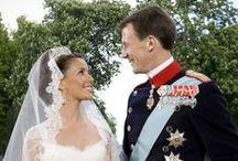 Joachim a Marie deti svadba / dánsko